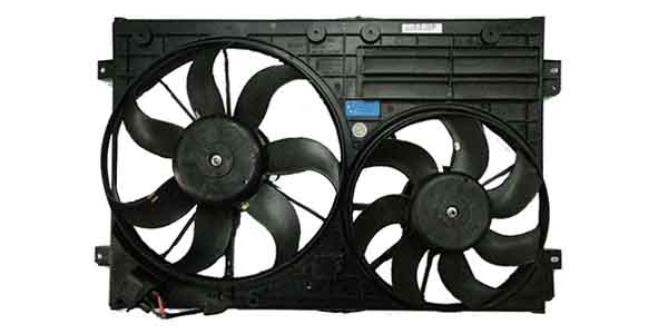 Double Condensing Fan