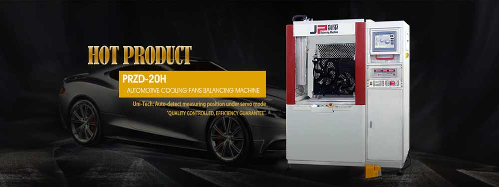 Jianping Dynamic Balancing Machine Insist on Scientific and Technical Innovation