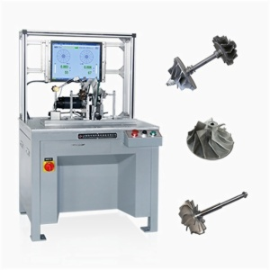 Balancing Machine Specially for Turbocharger